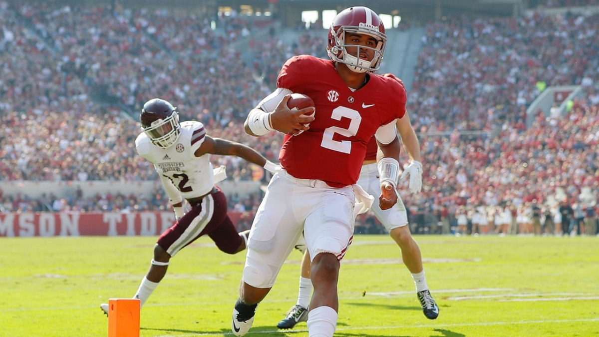 Is Jalen Hurts the future in Tuscaloosa?