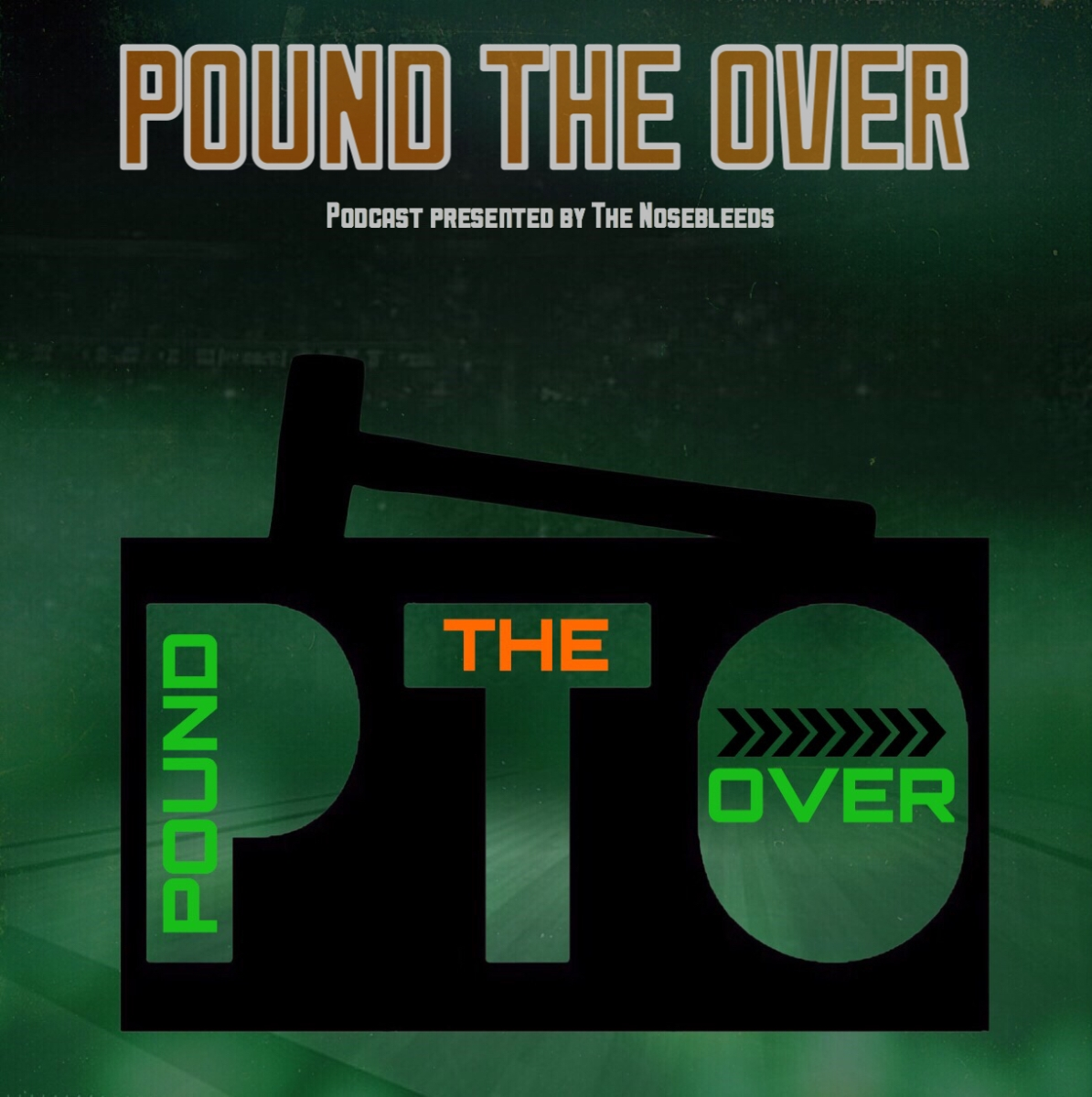 Pound the Over: ep. 2: We'll Do It Live