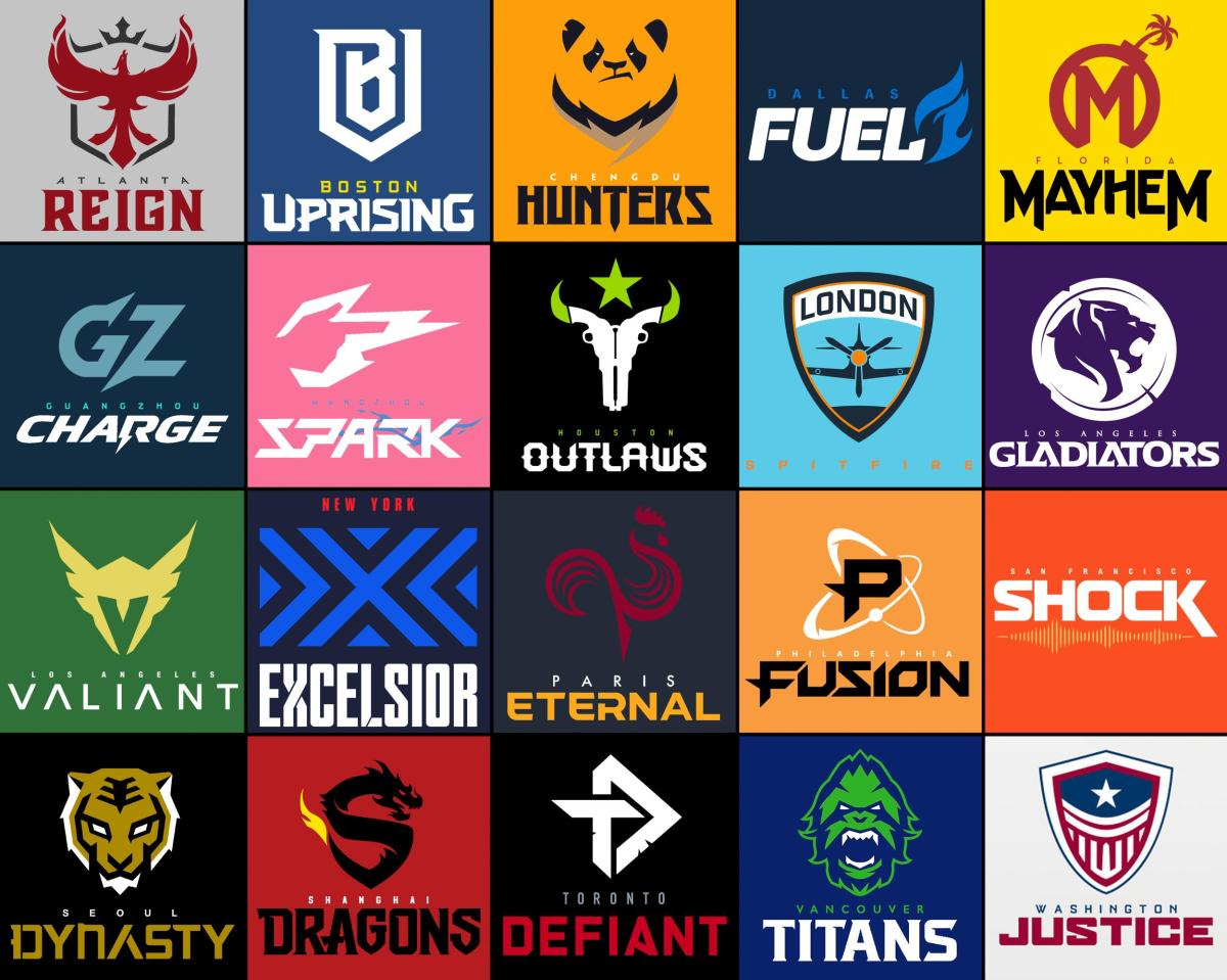 Meet the Overwatch League's New Expansion Teams
